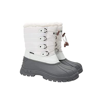 Mountain Warehouse Whistler Womens Snow Boots - Ladies Winter Shoes | Snow Boots