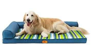 Amazon.com: Cama para perro – Cama de espuma viscoelástica ...