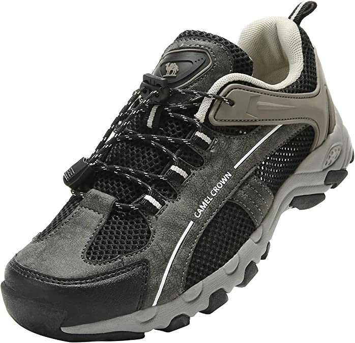 Mens Outdoor Water River Creek Sports Shoes Trail Hiking QUICK-DRY Sandals 39-47