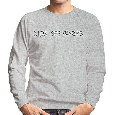 Coto7 Kids See Ghosts Mens Sweatshirt At Amazon Mens Clothing Store