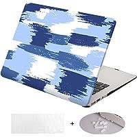 Yesker DWON - Funda para MacBook Air de 13 Pulgadas con Teclado y tapón Antipolvo para Apple MacBook Air de 13 Pulgadas Modelo A1369 y A1466 – Azul océano