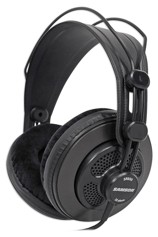 5d6c4b4dc62 Amazon.com: Samson Gaming Streaming Twitch Kit w/XPD2 Wireless Mic Clip+SR850  Headphones: Musical Instruments