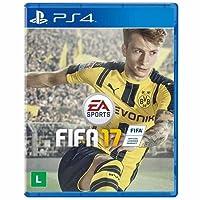 Fifa 17 - 1ª Edição - PlayStation 4