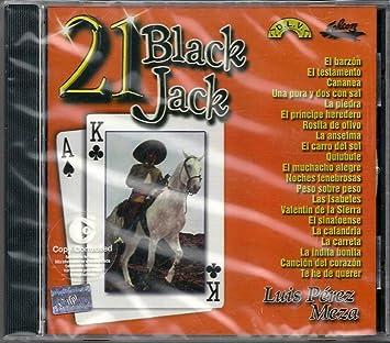 Luis Perez Mesa 21 Black Jack - Luis Perez Mesa 21 Black Jack - Amazon.com Music