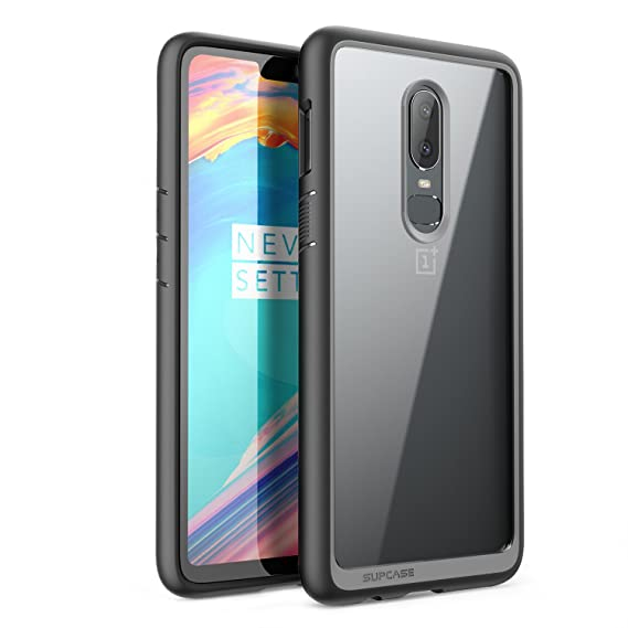 best cheap fdd5c 01498 SUPCASE Unicorn Beetle Style Series Designed for OnePlus 6 Case,Premium  Hybrid Protective Clear Case for OnePlus 6 2018 Release, Retail Package ...