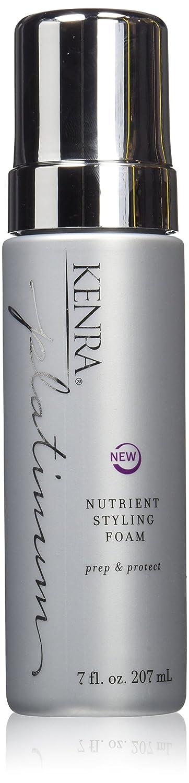 Kenra Platinum Nutrient Styling Foam, 7-Ounce Geneva Supply - HPC 014926150473