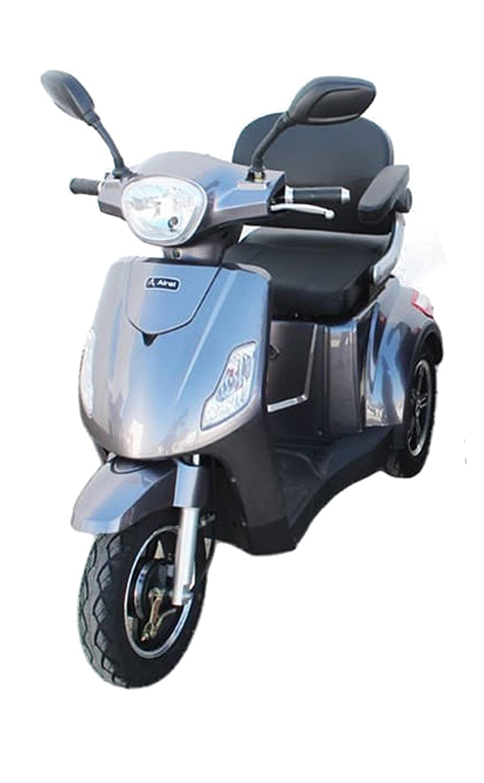 KENROD Scooter Eléctrico 3 Ruedas | para Adultos | 50 km Autonomía | Escalada hasta 18° |Luces LED | Mobility elegance: Amazon.es: Coche y moto