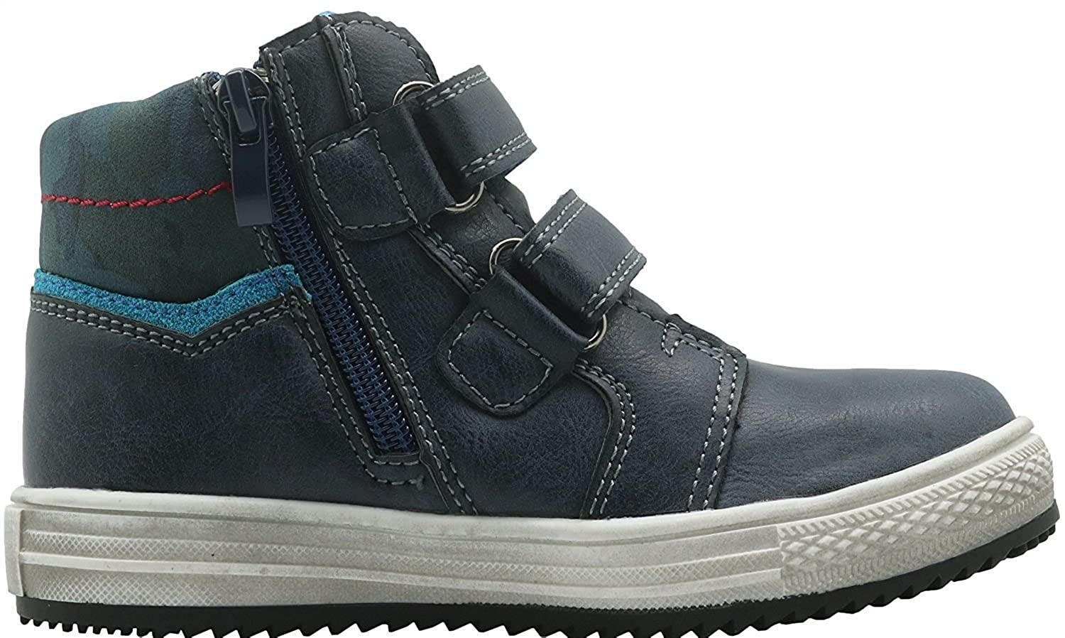 Tufanyu Kids Shoes Boys & Girls Autumn High Top Boots Ankle Sneaker Closed  Toe Velcro & Side Zipper Closure (Little Kid) No-Slip: Amazon.co.uk: Shoes &  Bags