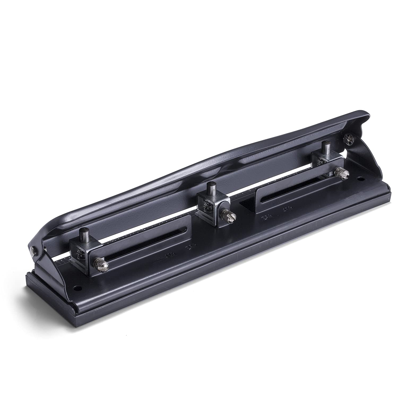 Perforadora hasta 11 Hojas 2/3 Agujeros Distancia Ajustable