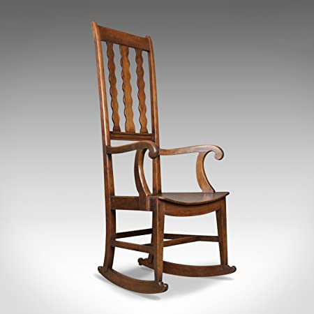 Excellent London Fine Antiques Antique Rocking Chair English Beatyapartments Chair Design Images Beatyapartmentscom
