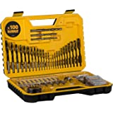 Dewalt Combination Drill Bit Set, Dt71563-qz, 100 Pieces