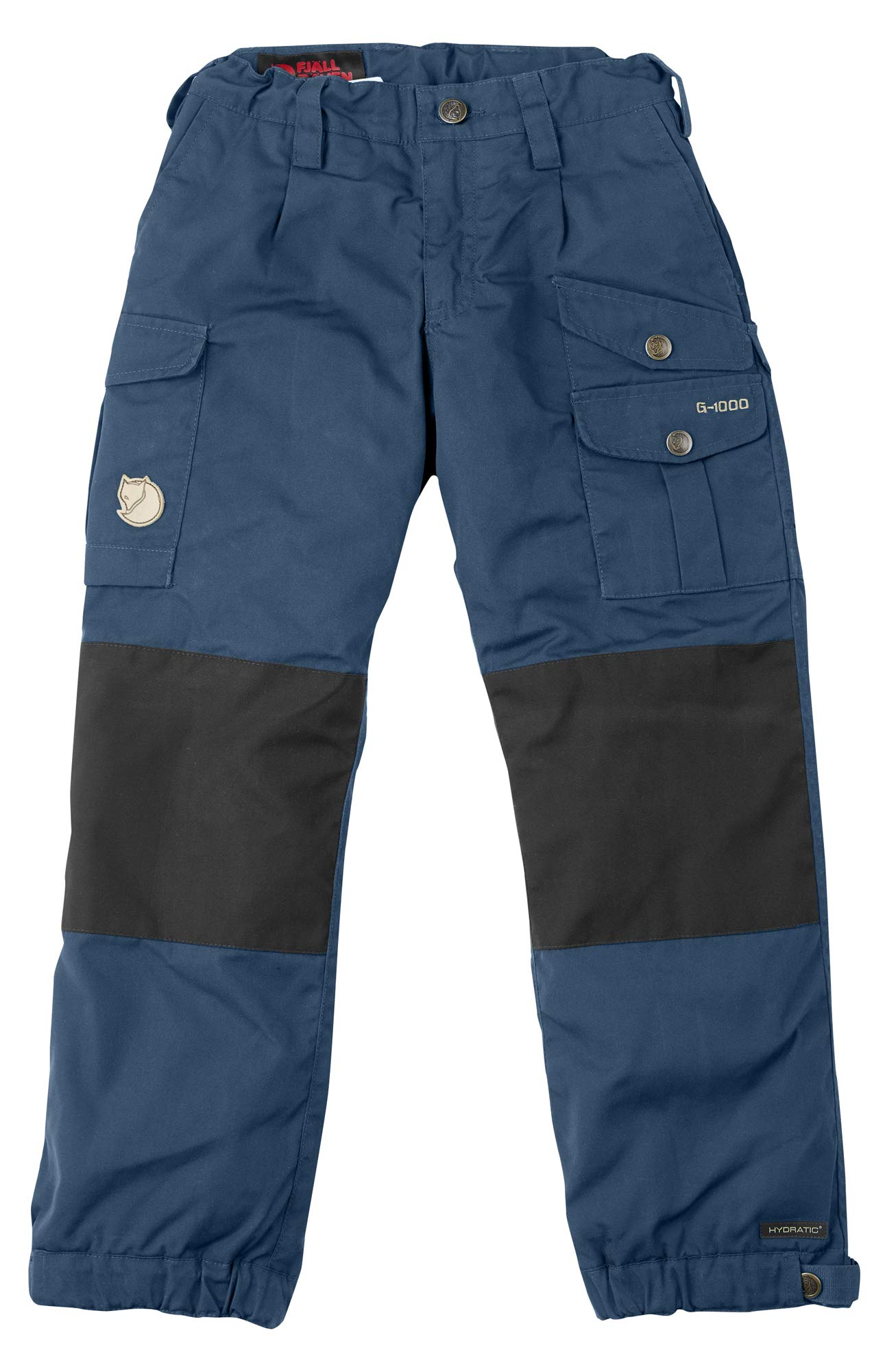 Fjallraven - Kid's Vidda Padded Trousers, Uncle Blue, 128 by Fjallraven