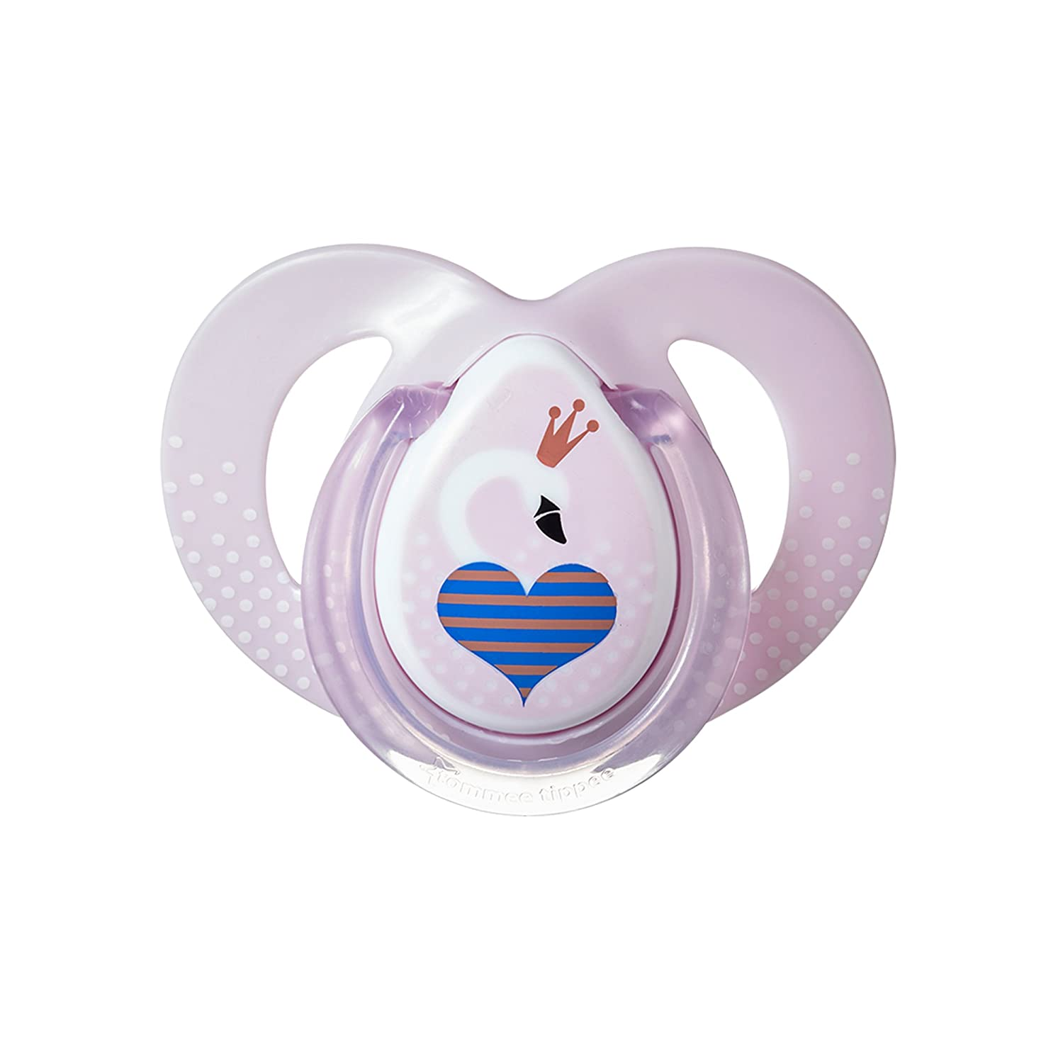 Tommee Tippee MODA Soother 0 to 6 Months Blue