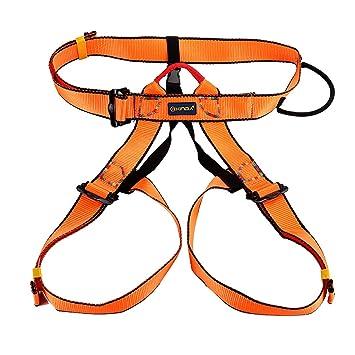 baoblaze Arnés Cinturón de Seguridad para escalada, Outdoor la ...