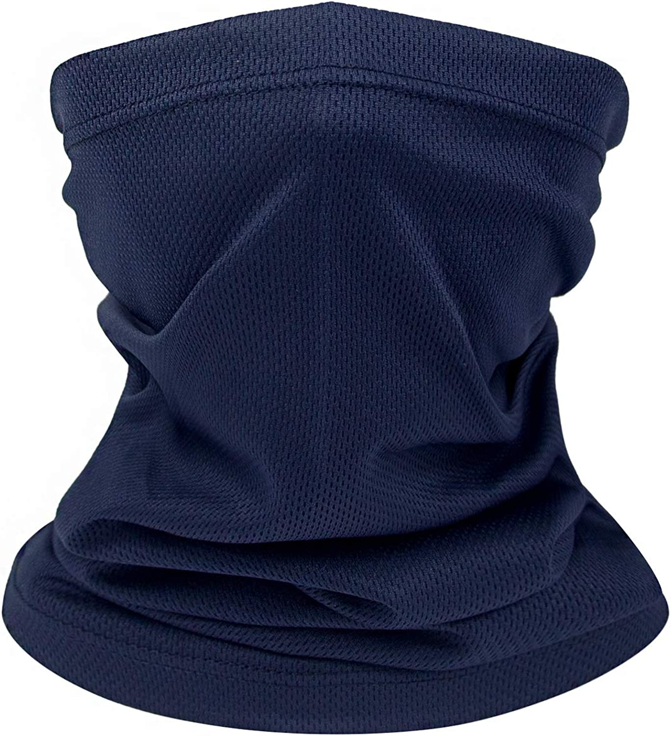 Summer Face Scarf Neck Gaiter Windproof Anti-dust Mask