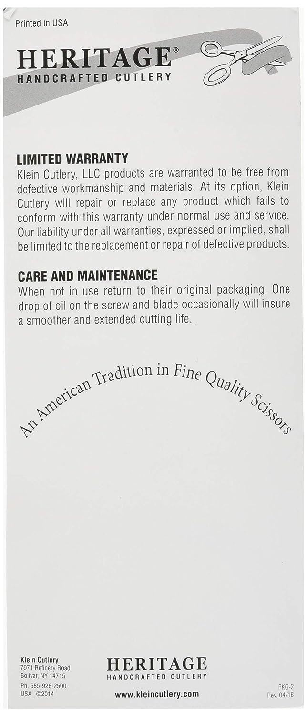 Heritage Besteck 6/1//2/Spring Loaded Rag Quilting Snips