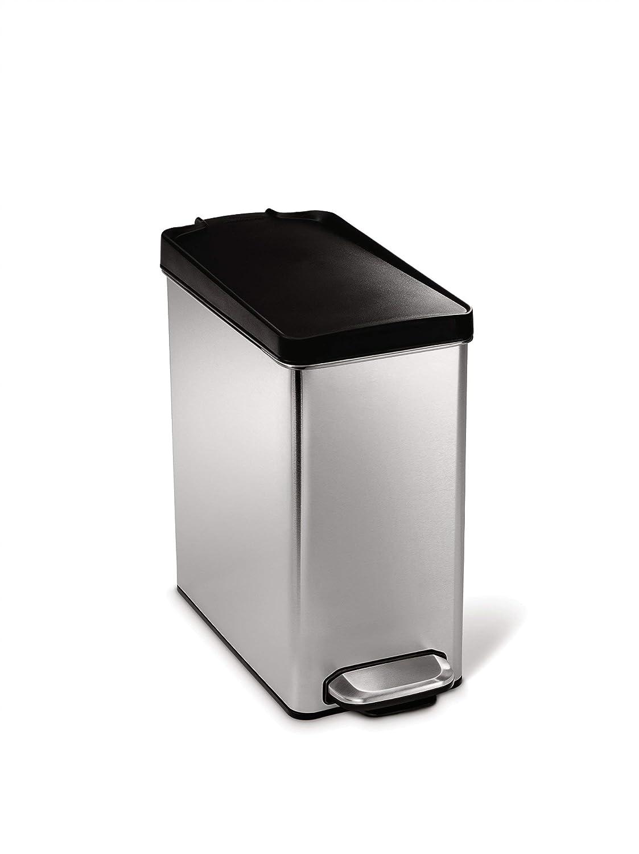 Cubo con Tapa simplehuman Profile CW1180CB 10/L