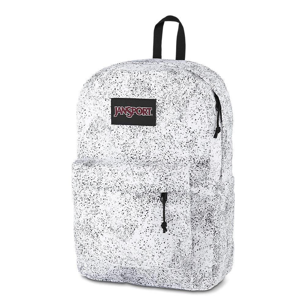 JanSport Ashbury Laptop Backpack - Comfortable School Pack | Speckled