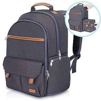 Amazon.com: Endurax - Mochila impermeable para cámara de ...