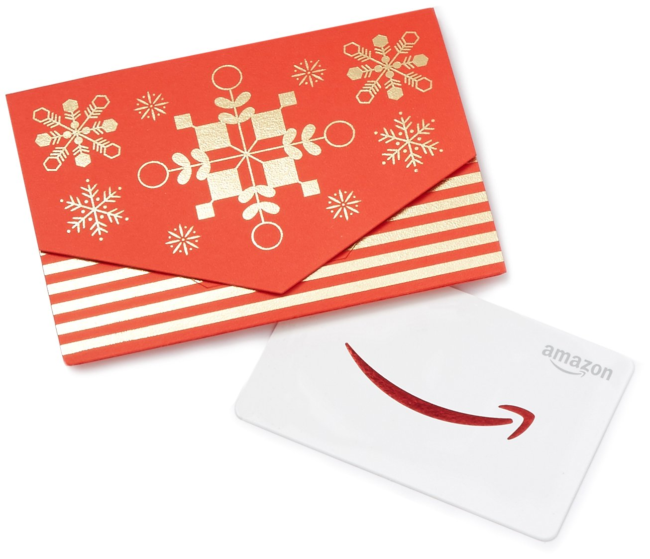 Amazon.ca Gift Card in a Mini Envelope Amazon.com.ca Inc. Fixed
