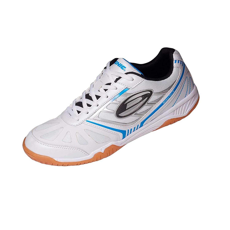 Donic Schuh Waldner Flex III Blanco//Azul Opciones 44