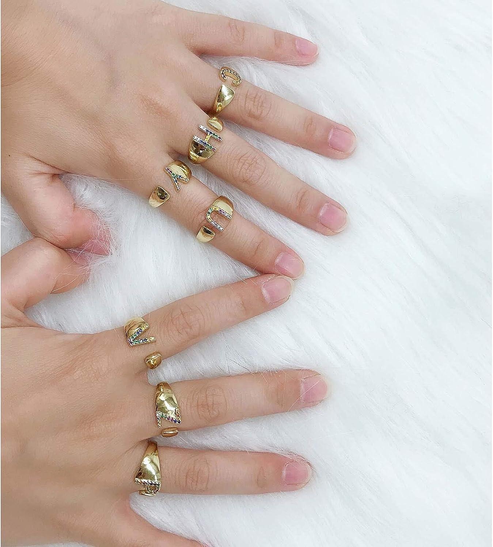 Chunky Rhinestone Ring  Acrylic Ring  Chunky Ring  Minimalist Ring  Indie Ring  Resin Ring  Statement Ring Rhinestone Ring