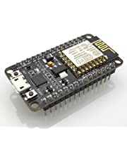HiLetgo 1pc New Version ESP8266 NodeMCU LUA CP2102 ESP-12E Internet WIFI Development Board Open source Serial Wireless Module Works Great with Arduino IDE/Micropython