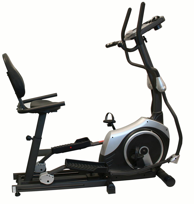 Amazon.com : LifeGear Power 3 in 1 Elliptical Bike : Elliptical Trainers : Sports & Outdoors