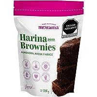 Morama Harina para Brownies, 350 g