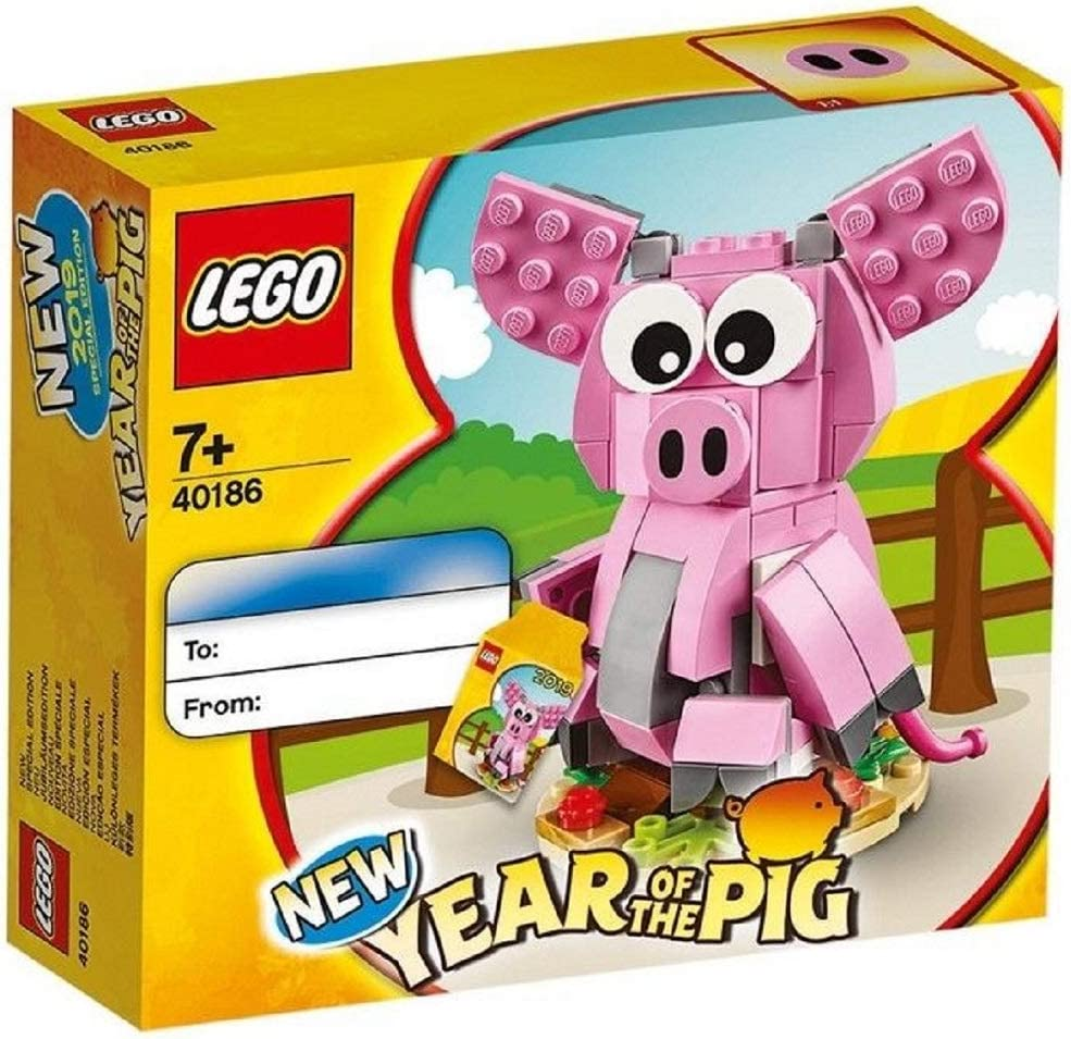 LEGO 40186 Year of Pig