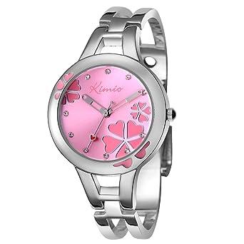 montre bracelet rigide ouvert