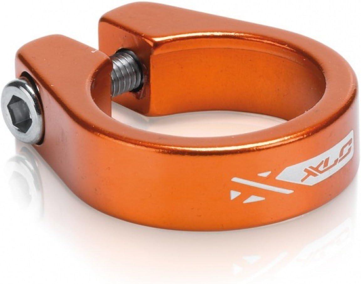 Orange XLC Uni 2502064416/de Anneau de Serrage de Selle 3,5/x 3,5/x 3,5/cm