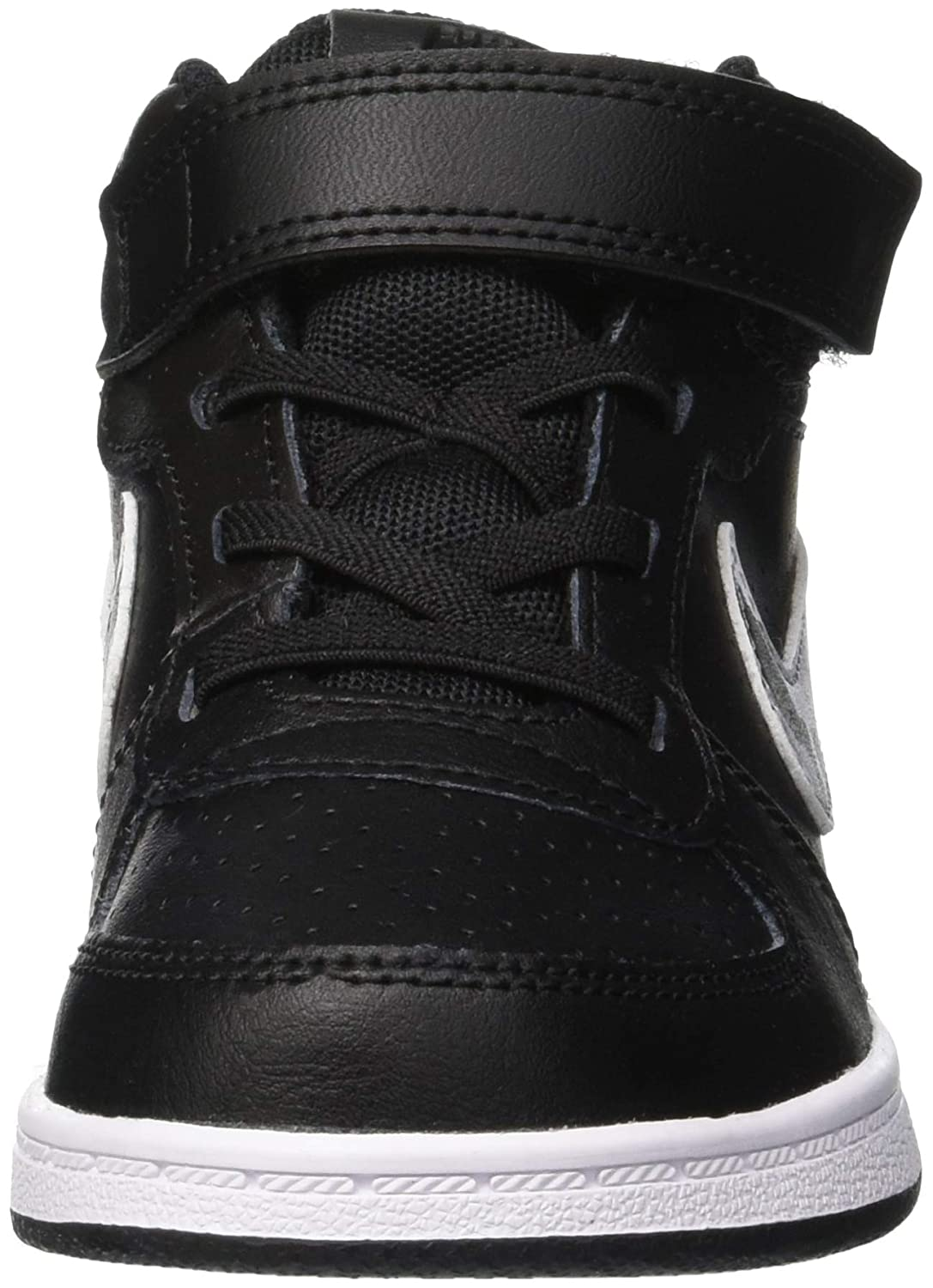 TDV Chaussures de Basketball Mixte Enfant Nike Court Borough Mid