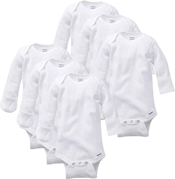 Gerber Baby Boys 3 Pack Onesies NEW Size 0-3 Months Little Cars Design Bodysuits
