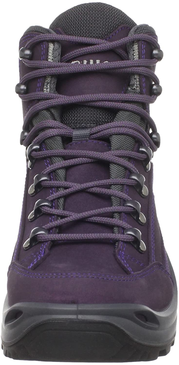 Lowa Women's Renegade GTX Mid Hiking Boot B0042ANC4K 8.5 B(M) US|Prune/Grey