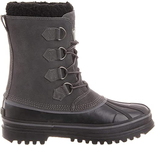 skechers mens snow boots