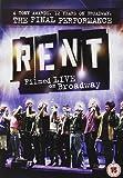 Rent - Filmed Live On Broadway [DVD]