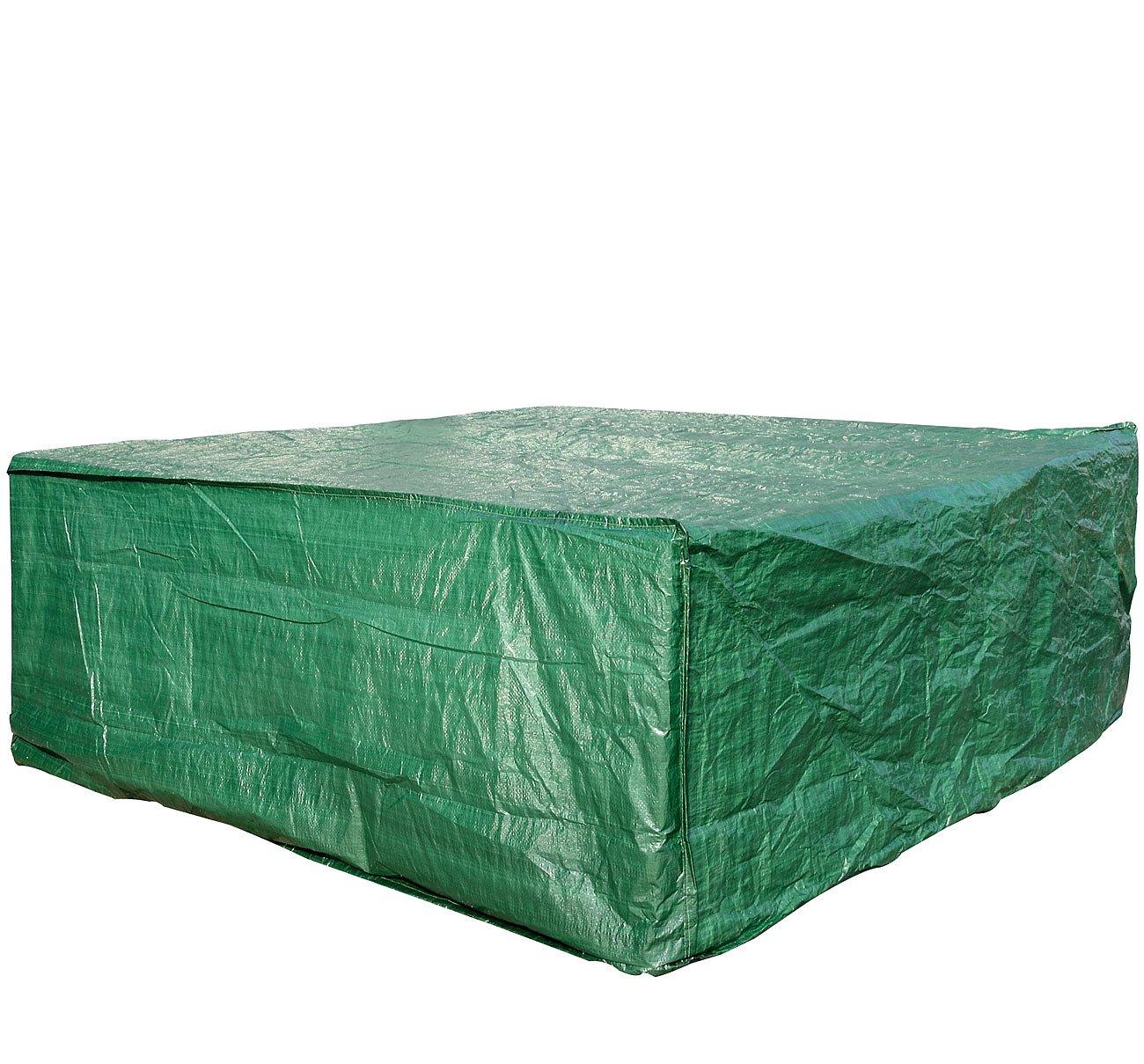 Amazon.de: Royal Gardeneer Gartenmöbel Abdeckung Für Die Komplette  Garnitur, XL