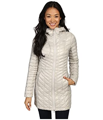 Amazon.com: The North Face Women's Thermoball Hooded Parka: Clothing