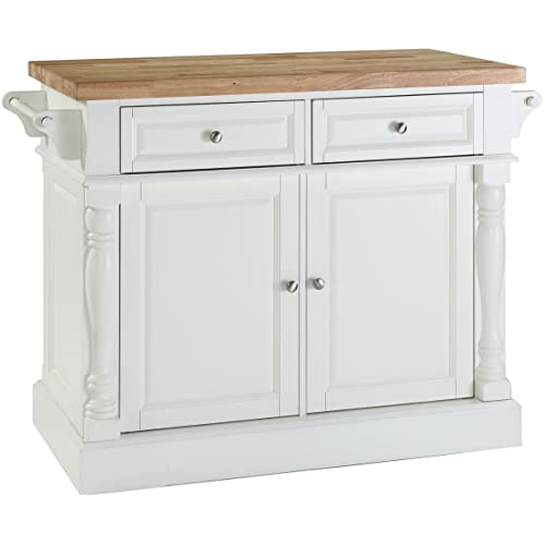 Large Kitchen Islands With Seating For 6: White Kitchen Island With Seating: Amazon.com