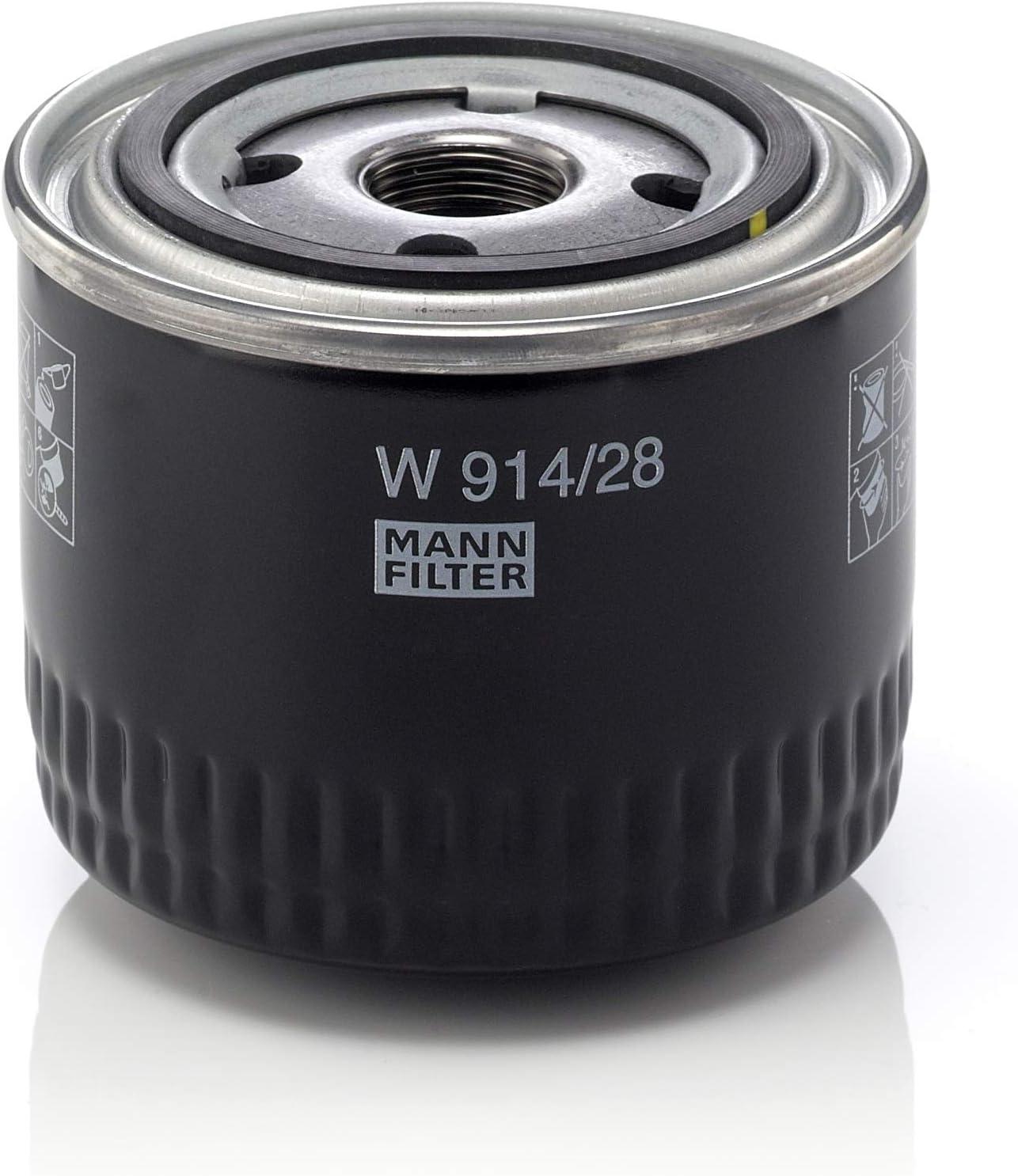 F/ür PKW Original MANN-FILTER Luftffilter C 27 009 F/ür PKW /& /Ölfilter W 712//95