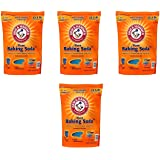 ARM & HAMMER Baking Soda, 13.5 Pound (4 Pack)