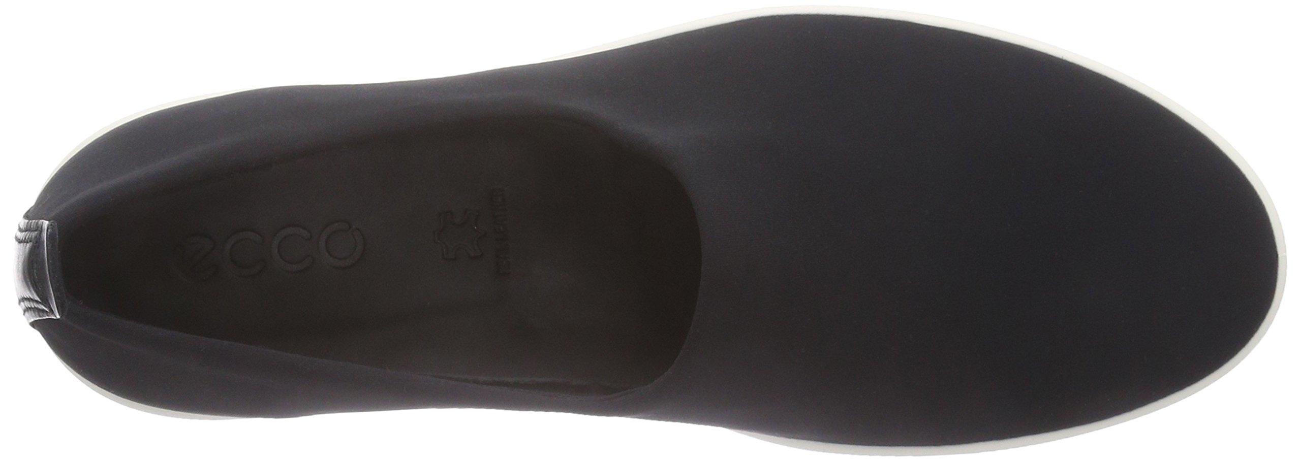 Ecco Footwear Womens Fara Slip-On Loafer, Black/Black, 42 EU/11-11.5 M US by ECCO (Image #7)