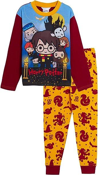 100/% Cotton Kids PJs Gifts for Girls Teens Age 7-14 Harry Potter Girls Pyjamas