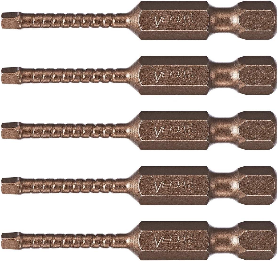 "VEGA P150P2A-5 #2 Phillips Power Bit 2/"" Impactech 5 Pack"