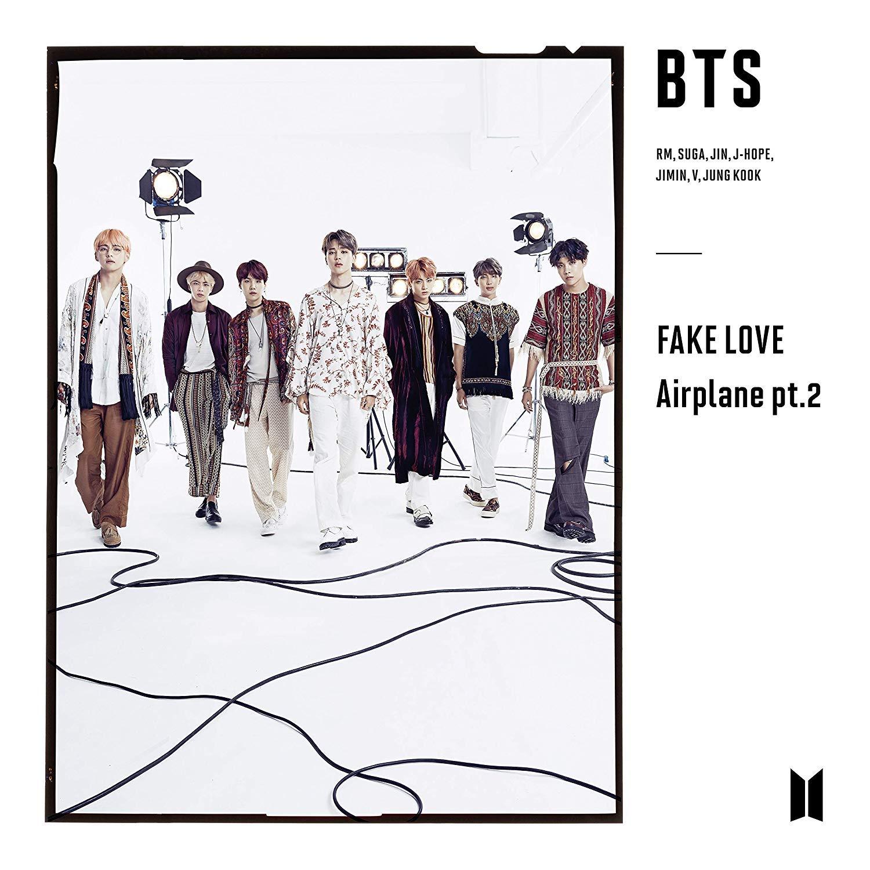 FAKE LOVE / Airplane pt 2 [CD + Book]