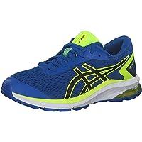 Asics GT-1000 9 GS, Running Shoe, Azul, 35.5 EU
