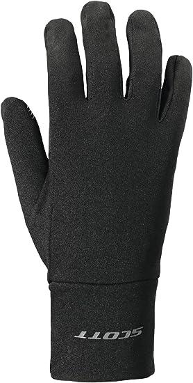 Amazon Co Jp Scott Scott Outdoor Climbing Climbing Gloves Explorair Fleece Glove Black 1104007 Sports