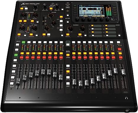 Behringer X32PRODUCER - X-32 producer mezclador para directo x32 ...