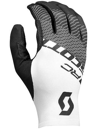 486ced43405f74 Scott RC Pro Fahrrad Handschuhe lang weiß/schwarz 2018: Amazon.de ...